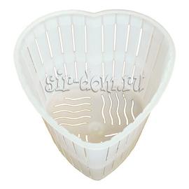 Маленькая форма для сыра «Сердечко»