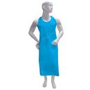 Фартук-передник синий (4 мм, высота 127 см)